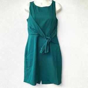 The Limited Bow Tie Sleeveless Dress Knee Length